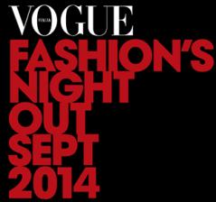 Fashion's Night Out logo
