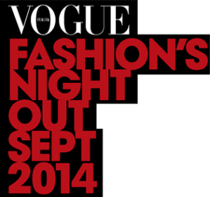 Fashion's Night Out logo