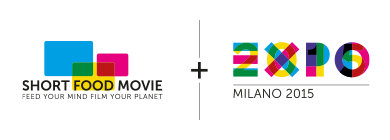 Short Food Movie and Expo logos