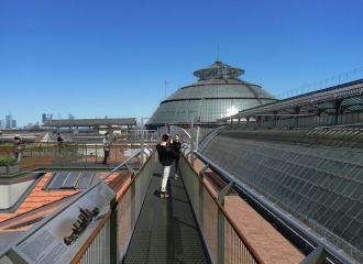 Rooftop of Galleria