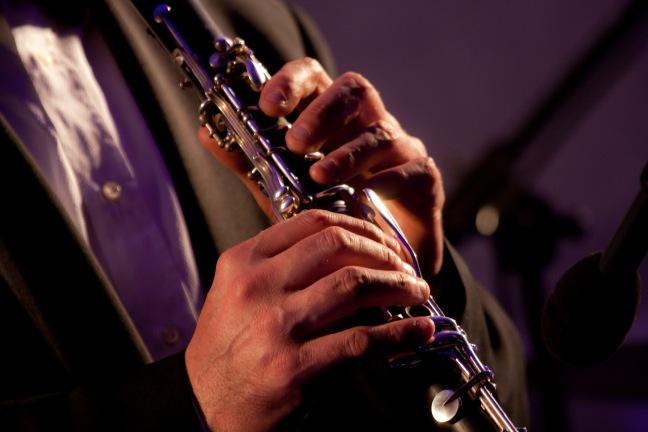 Clarinet detail