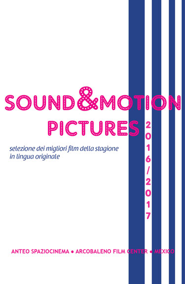 Sound & Motion Pictures flyer
