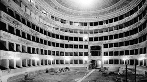 La Scala after bombing